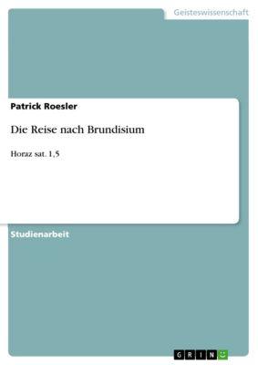 Die Reise nach Brundisium, Patrick Roesler