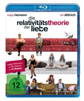Die Relativitätstheorie der Liebe, Olli Dittrich Katja Riemann