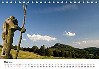 Die Rhön (Tischkalender 2019 DIN A5 quer) - Produktdetailbild 5