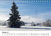 Die Rhön (Tischkalender 2019 DIN A5 quer) - Produktdetailbild 2