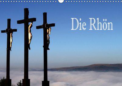 Die Rhön (Wandkalender 2019 DIN A3 quer), Hans Pfleger