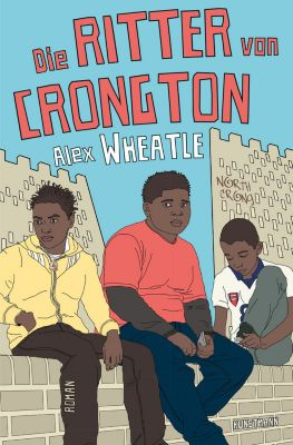 Die Ritter von Crongton, Alex Wheatle