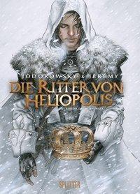 Die Ritter von Heliopolis - Albedo, das weiße Werk - Alexandro Jodorowsky |