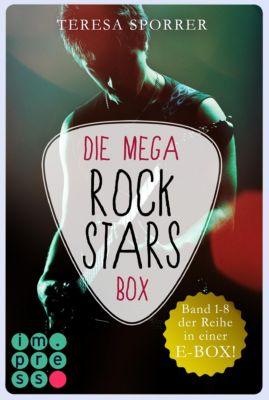 Die Rockstar-Reihe: Die MEGA Rockstars-E-Box: Band 1-8 der Bestseller-Reihe (Die Rockstar-Reihe ), Teresa Sporrer