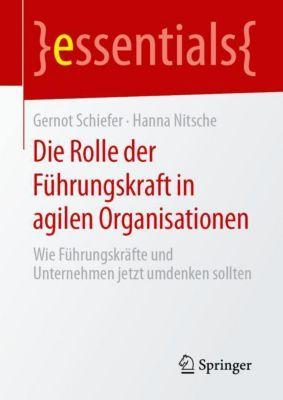 Die Rolle der Führungskraft in agilen Organisationen