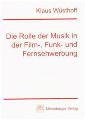 die rolle der musik in der film funk und fernseh. Black Bedroom Furniture Sets. Home Design Ideas