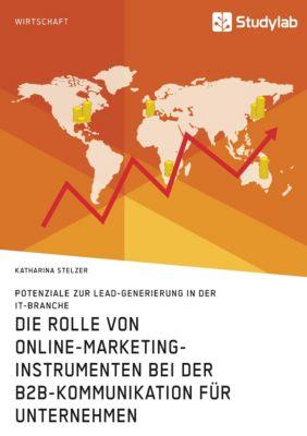 Die Rolle von Online-Marketing-Instrumenten bei der B2B-Kommunikation für Unternehmen, Katharina Stelzer