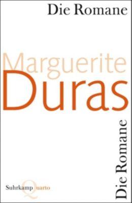 Die Romane, Marguerite Duras