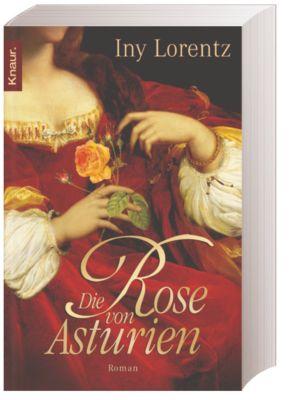 Die Rose von Asturien - Iny Lorentz |