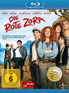 Die Rote Zora, Peter Kahane, Ronald Kruschak, Christian Zübert