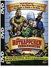 Die Rotkäppchen-Verschwörung, Dvd-komödie