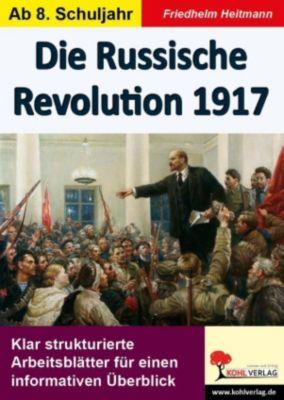 Die Russische Revolution 1917, Friedhelm Heitmann