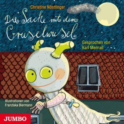 Die Sache mit dem Gruselwusel, Christine Nöstlinger