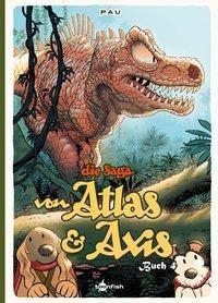 Die Saga von Atlas & Axis - Pau |