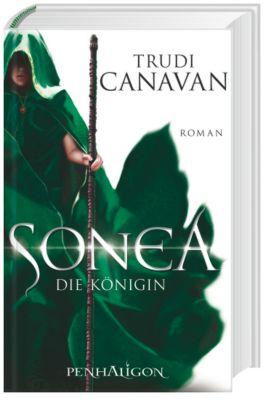 Die Saga von Sonea Trilogie Band 3: Sonea - Die Königin, Trudi Canavan