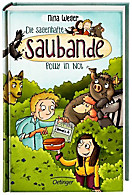 Die sagenhafte Saubande Band 2: Polly in Not