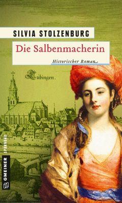 Die Salbenmacherin, Silvia Stolzenburg