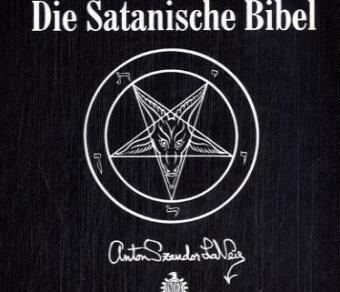 Die Satanische Bibel, 5 Audio-CDs, Anton Sz. LaVey
