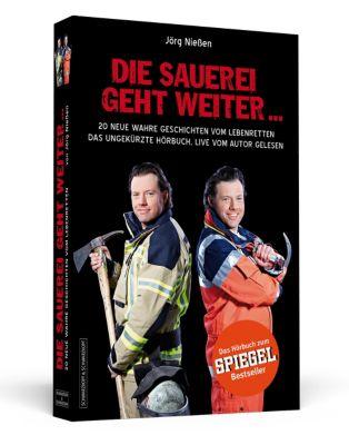 Die Sauerei geht weiter ..., 5 Audio-CDs, Jörg Nießen