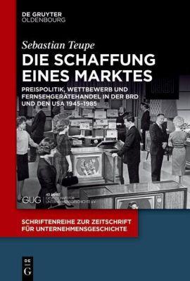 Die Schaffung eines Marktes, Sebastian Teupe