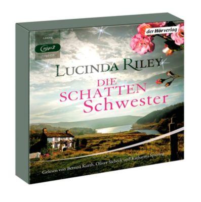Die Schattenschwester, 2 MP3-CDs, Lucinda Riley