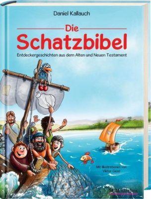 Die Schatzbibel, Daniel Kallauch