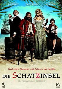 Die Schatzinsel, Sion Marciano, Fabrice Roger-Lacan, William Solal, Fabien Suarez