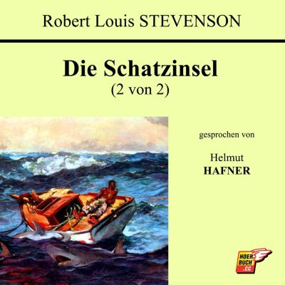 Die Schatzinsel (2 von 2), Robert Louis Stevenson