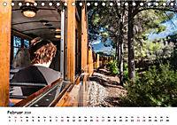 Die Schienen von Soller und Port de Soller (Tischkalender 2019 DIN A5 quer) - Produktdetailbild 2