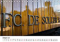 Die Schienen von Soller und Port de Soller (Tischkalender 2019 DIN A5 quer) - Produktdetailbild 1