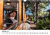 Die Schienen von Soller und Port de Soller (Wandkalender 2019 DIN A4 quer) - Produktdetailbild 2