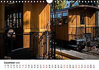 Die Schienen von Soller und Port de Soller (Wandkalender 2019 DIN A4 quer) - Produktdetailbild 12