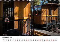 Die Schienen von Soller und Port de Soller (Wandkalender 2019 DIN A3 quer) - Produktdetailbild 12