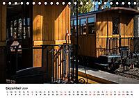 Die Schienen von Soller und Port de Soller (Tischkalender 2019 DIN A5 quer) - Produktdetailbild 12