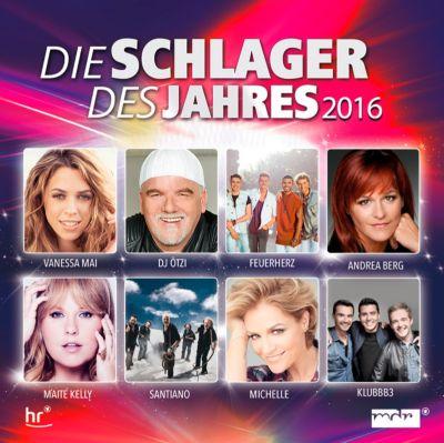 Die Schlager des Jahres 2016, Various