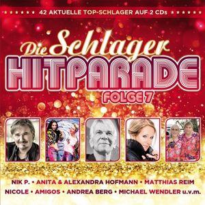 Die Schlager Hitparade Folge 7, Diverse Interpreten