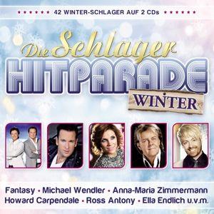 Die Schlager Hitparade - Winter, Diverse Interpreten