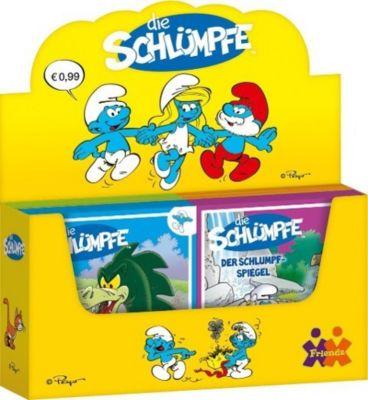 Die Schlümpfe 13-16. Verkaufskassette, Judith Hüller