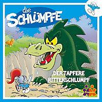 Die Schlümpfe 13-16. Verkaufskassette - Produktdetailbild 2