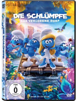 """Die Schlümpfe - Das verlorene Dorf, Pierre """"Peyo"""" Culliford"""