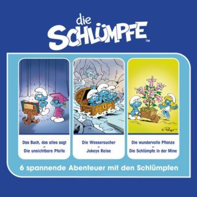 Die Schlümpfe: Die Schlümpfe - Hörspielbox Vol. 1