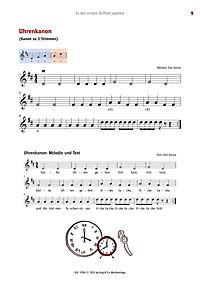 Die Schneckenklasse 2. Schülerheft Geige - Produktdetailbild 1