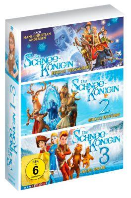 Die Schneekönigin 1-3 Box, Diverse Interpreten