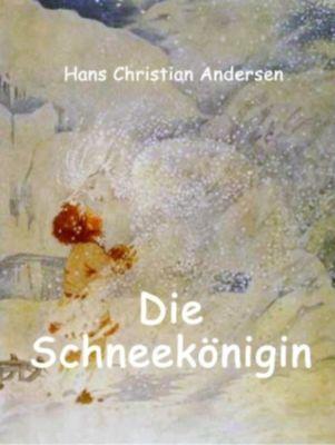 Die Schneekönigin, Hans Christian Andersen
