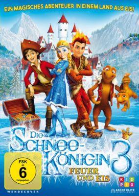 Die Schneekönigin 3 - Feuer und Eis, Diverse Interpreten