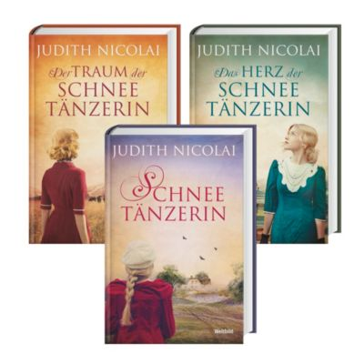 Die Schneetänzerin-Trilogie, Judith Nicolai