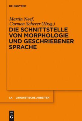Die Schnittstelle von Morphologie und geschriebener Sprache