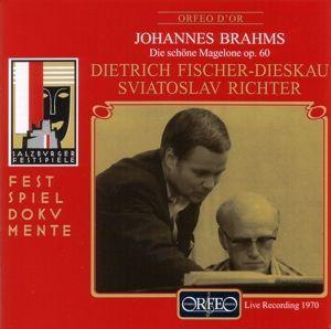 Die Schöne Magelone Op.33, Fischer-Dieskau, Richter