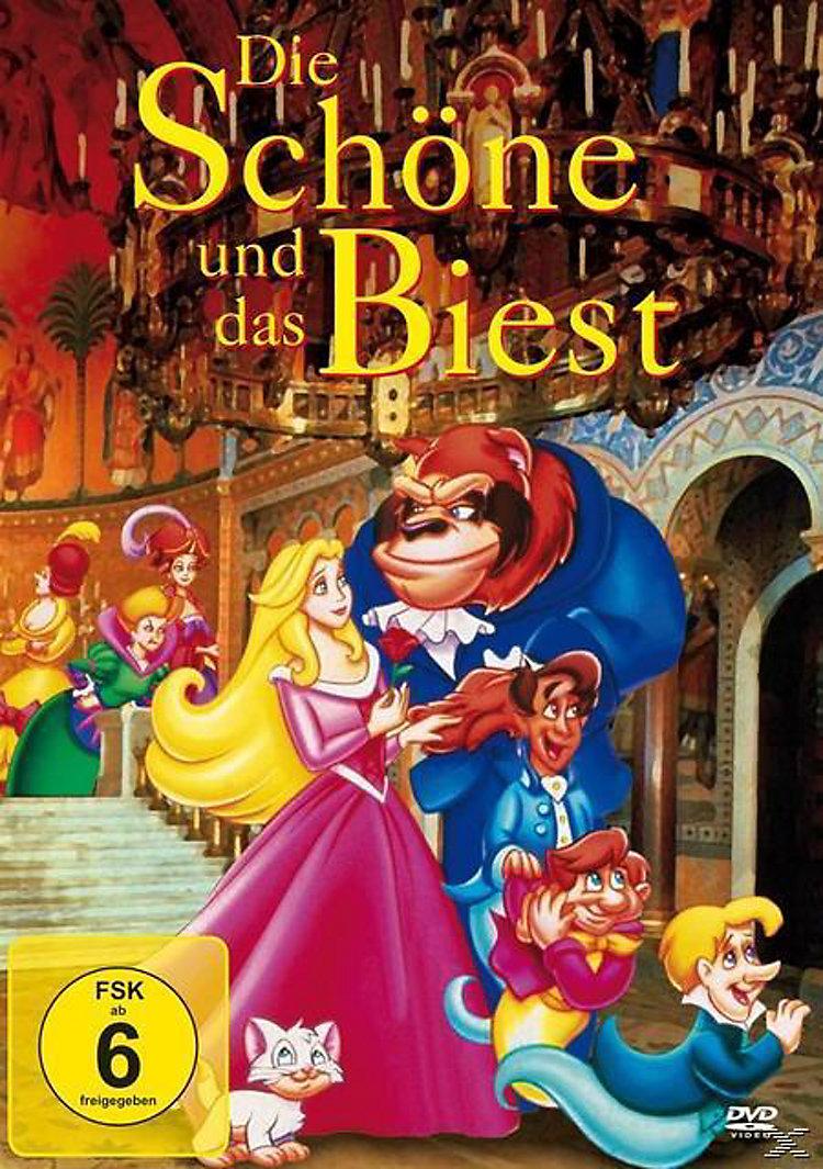Die Schöne und das Biest DVD bei Weltbild.de bestellen