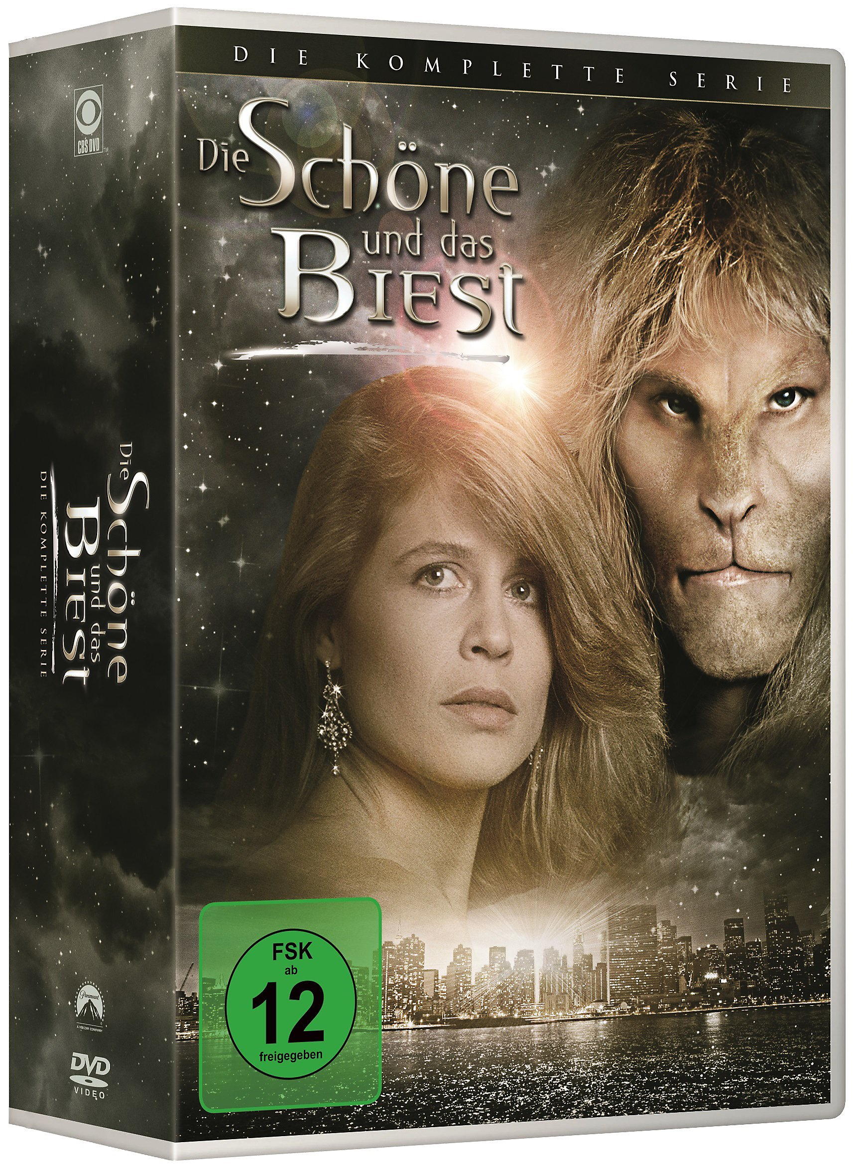 Die Schöne und das Biest - Die komplette Serie DVD ...